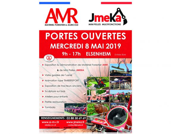 JMEKA EVENTS ! OPENING DAYS 2019