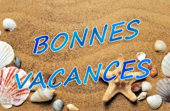 Closure for holiday : 29/07 - 16/08