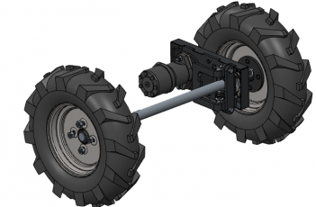 NEW ! 4 wheel drive version available