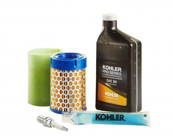 New ! 1 engine maintenance kit for Briggs or Kohler and1 kit for changing the oil of the mini digger